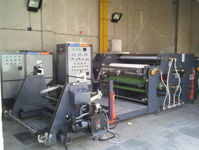 pvc laminating machine
